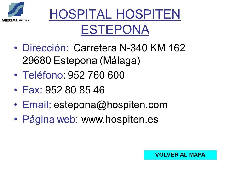 HOSPITAL HOSPITEN ESTEPONA