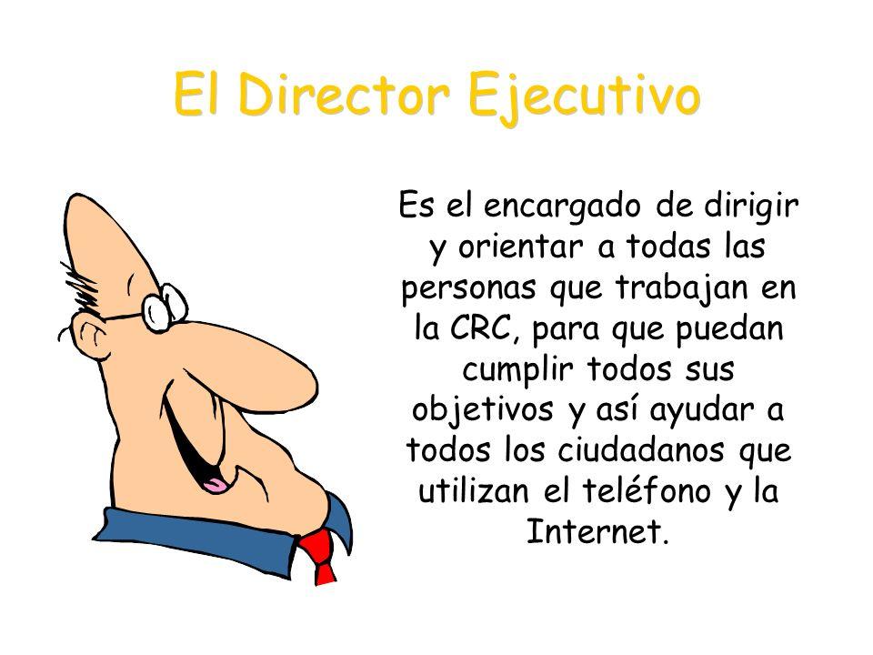 El Director Ejecutivo