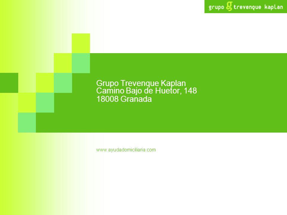Grupo Trevenque Kaplan Camino Bajo de Huetor, 148 18008 Granada