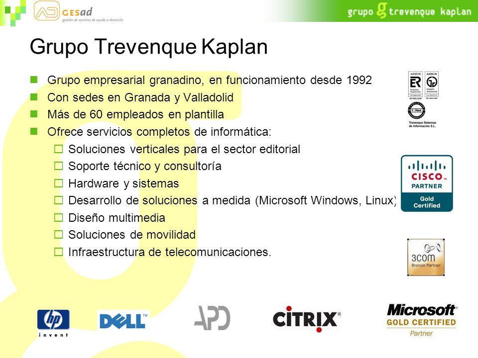 Grupo Trevenque Kaplan