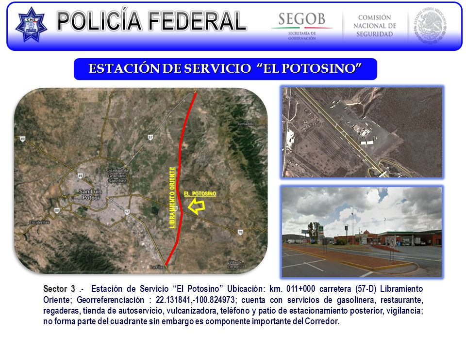 ESTACIÓN DE SERVICIO EL POTOSINO