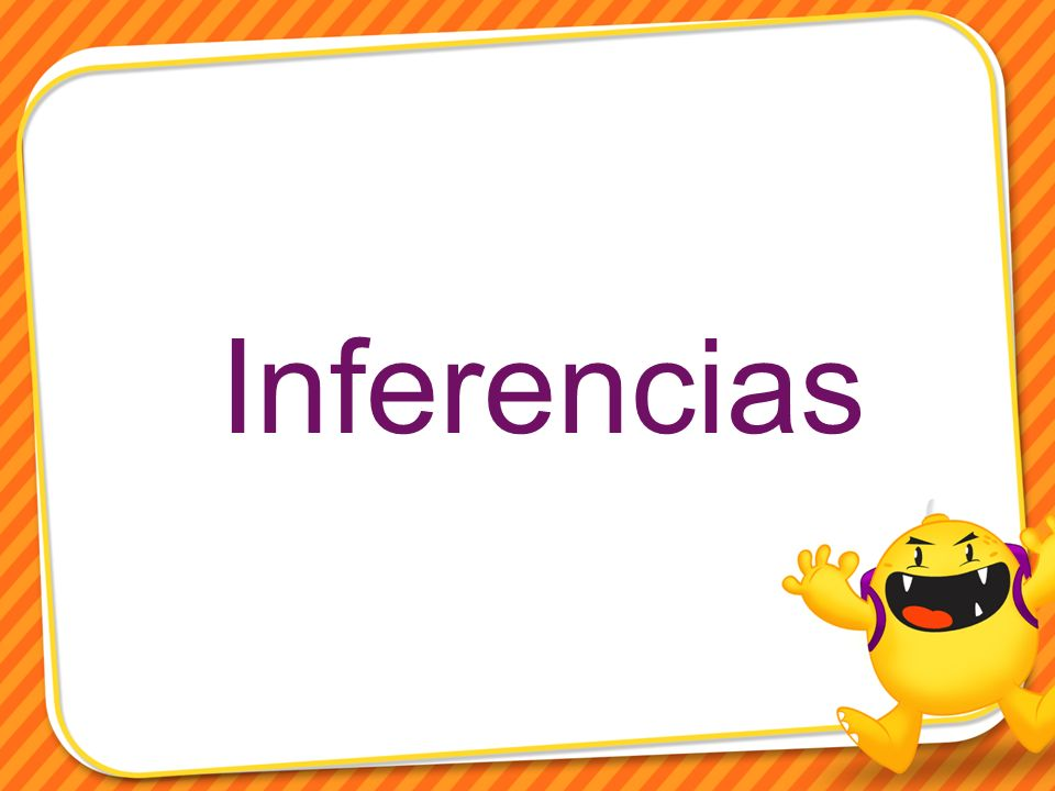 Inferencias