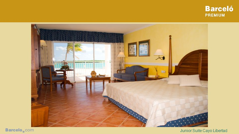 Junior Suite Cayo Libertad