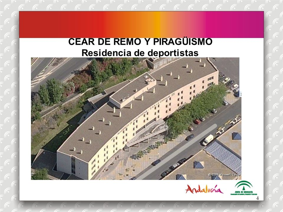 CEAR DE REMO Y PIRAGÜISMO Residencia de deportistas