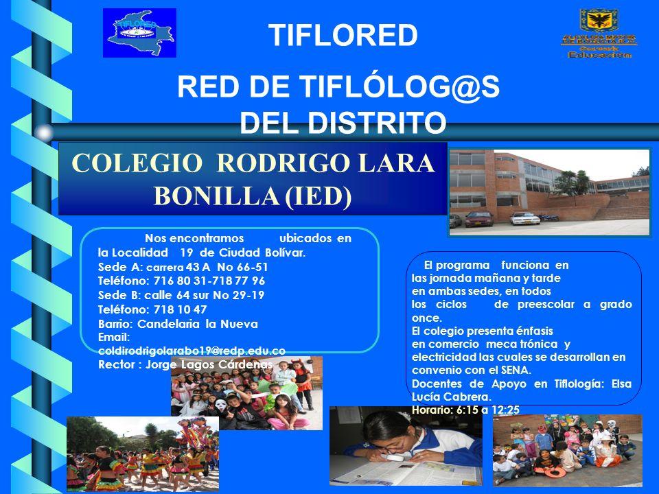 COLEGIO RODRIGO LARA BONILLA (IED)