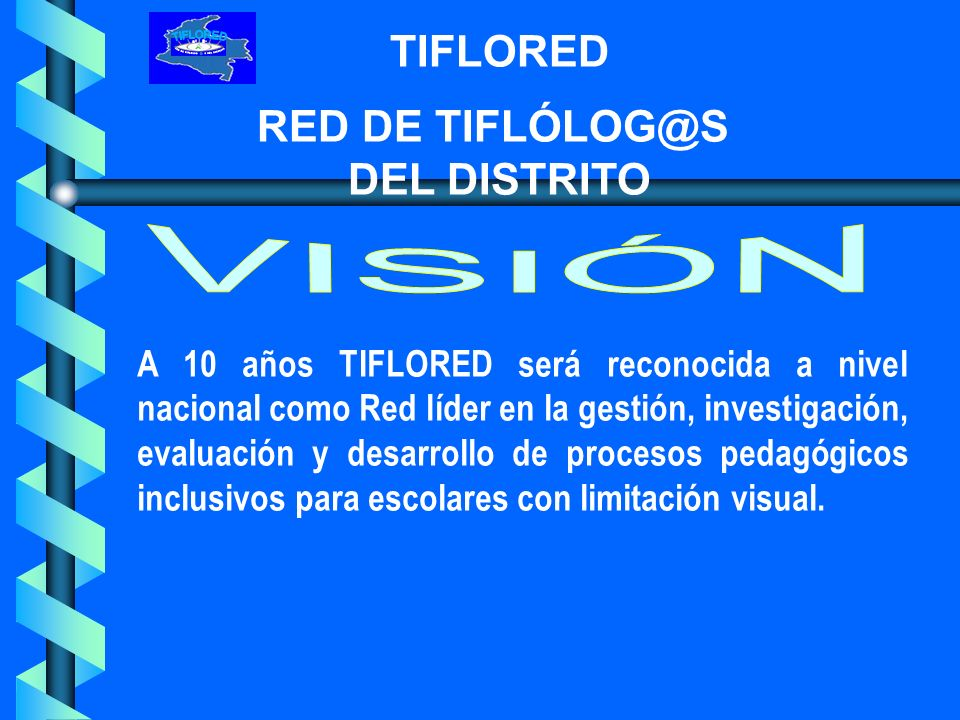 RED DE TIFLOLOG S DEL DISTRITO