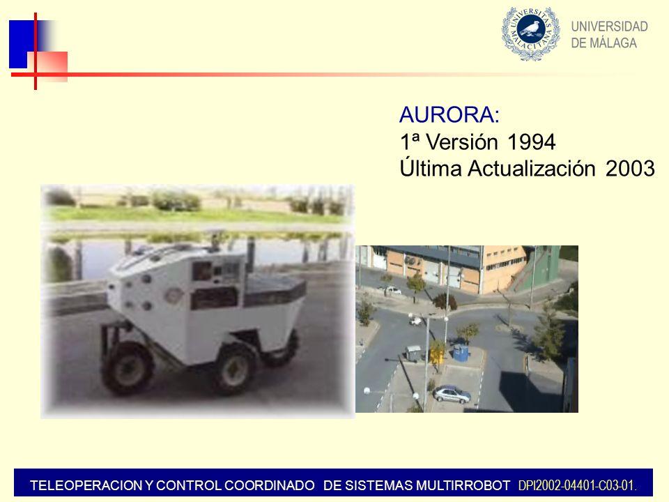 AURORA: 1ª Versión 1994 Última Actualización 2003