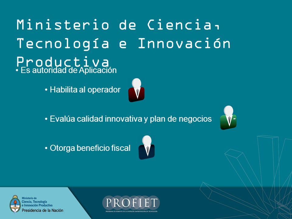 El ministerio de ciencia tecnolog a e innovaci n for Ministerio de innovacion