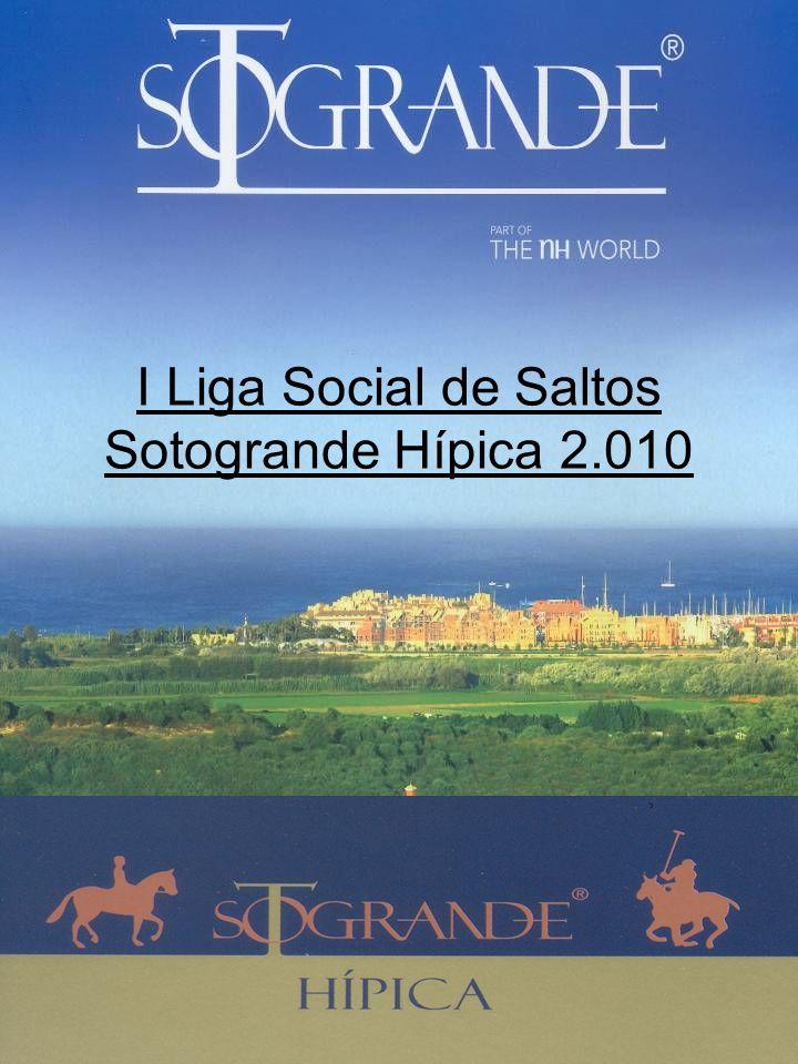 I Liga Social de Saltos Sotogrande Hípica 2.010