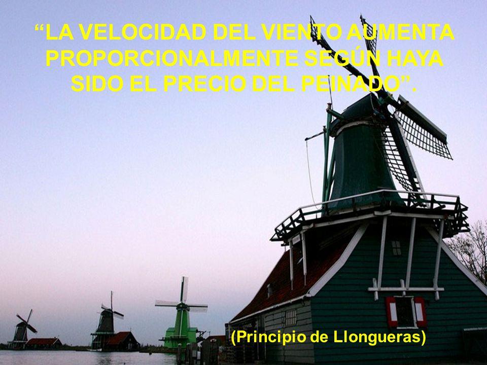 (Principio de Llongueras)