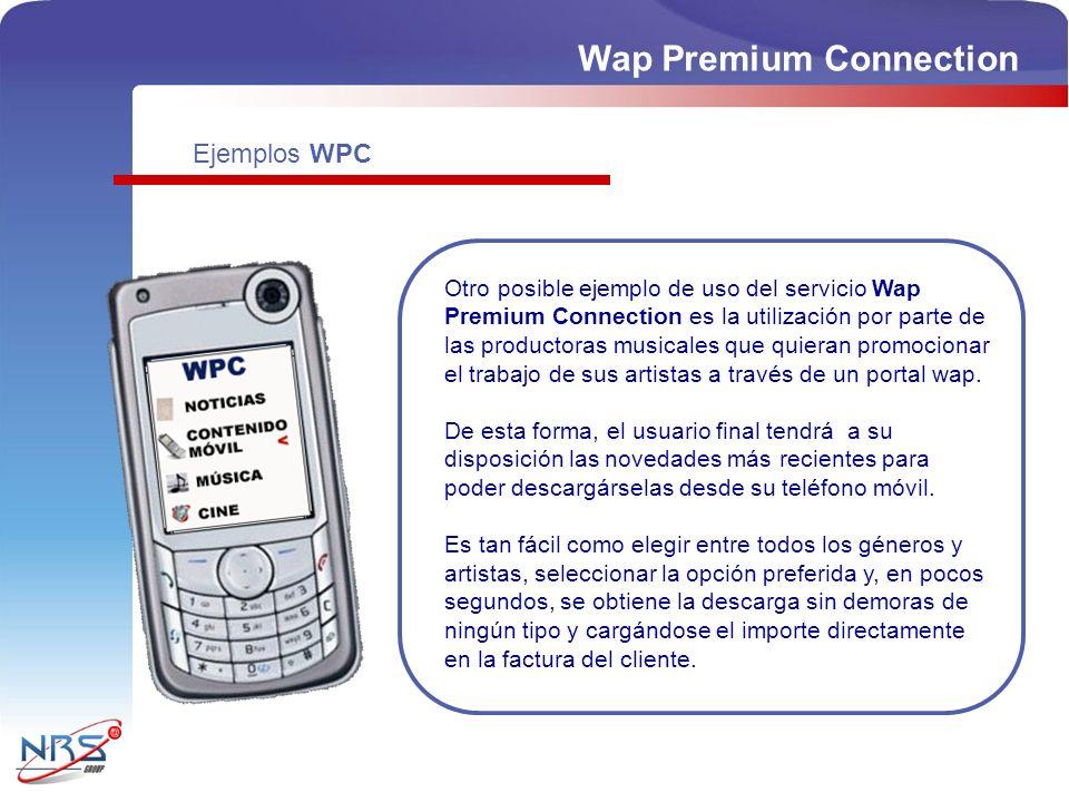 Wap Premium Connection