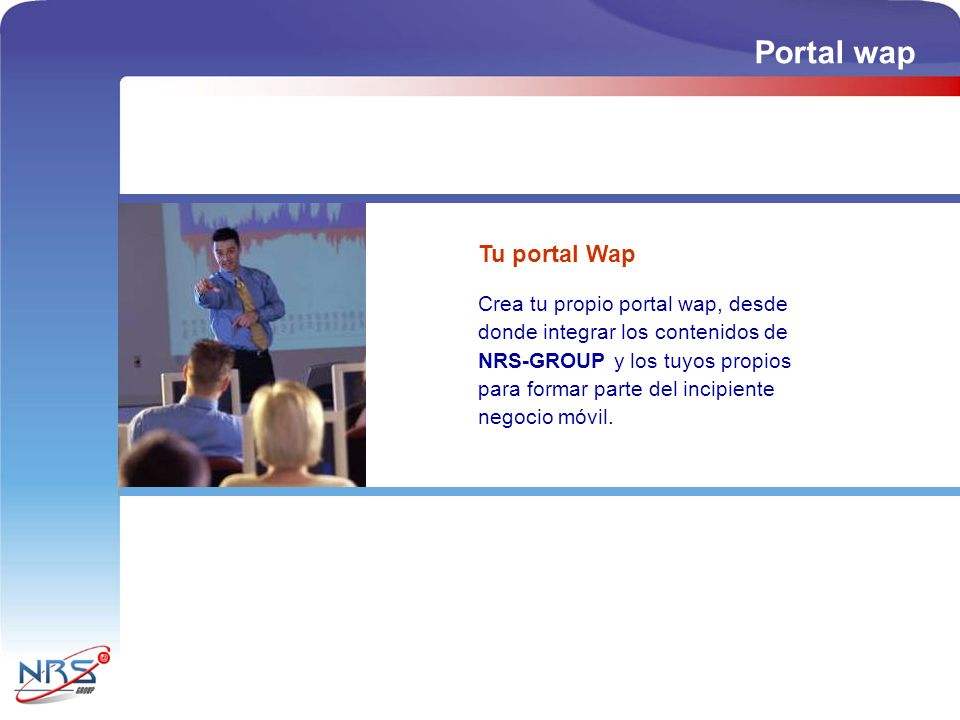 Portal wap Tu portal Wap