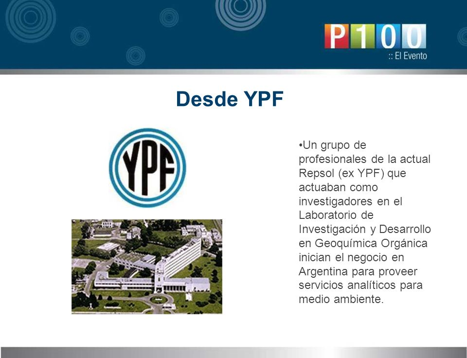 Desde YPF