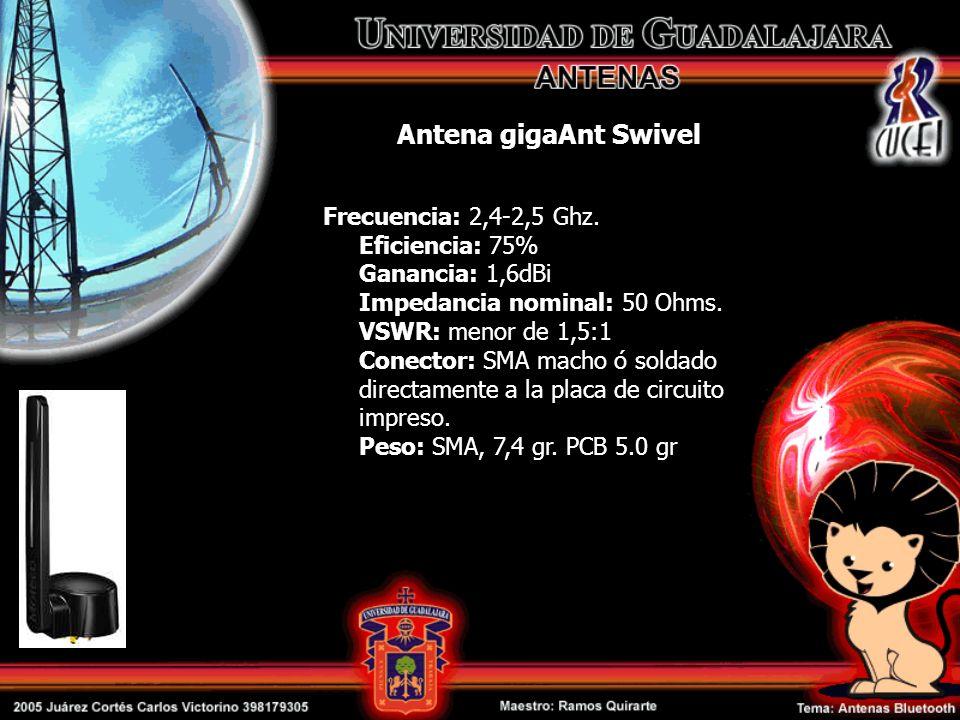 Antena gigaAnt Swivel