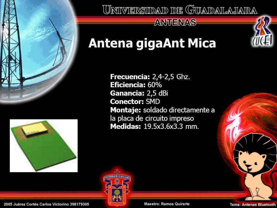 Antena gigaAnt Mica