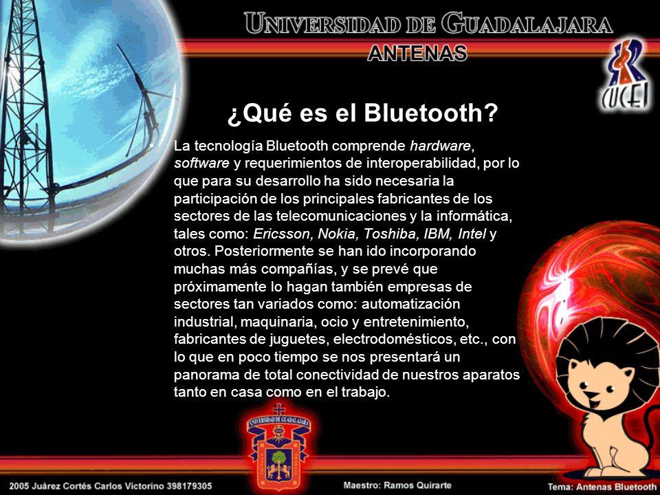 ¿Qué es el Bluetooth
