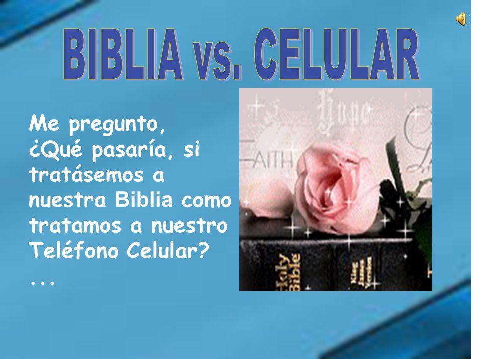 BIBLIA vs.