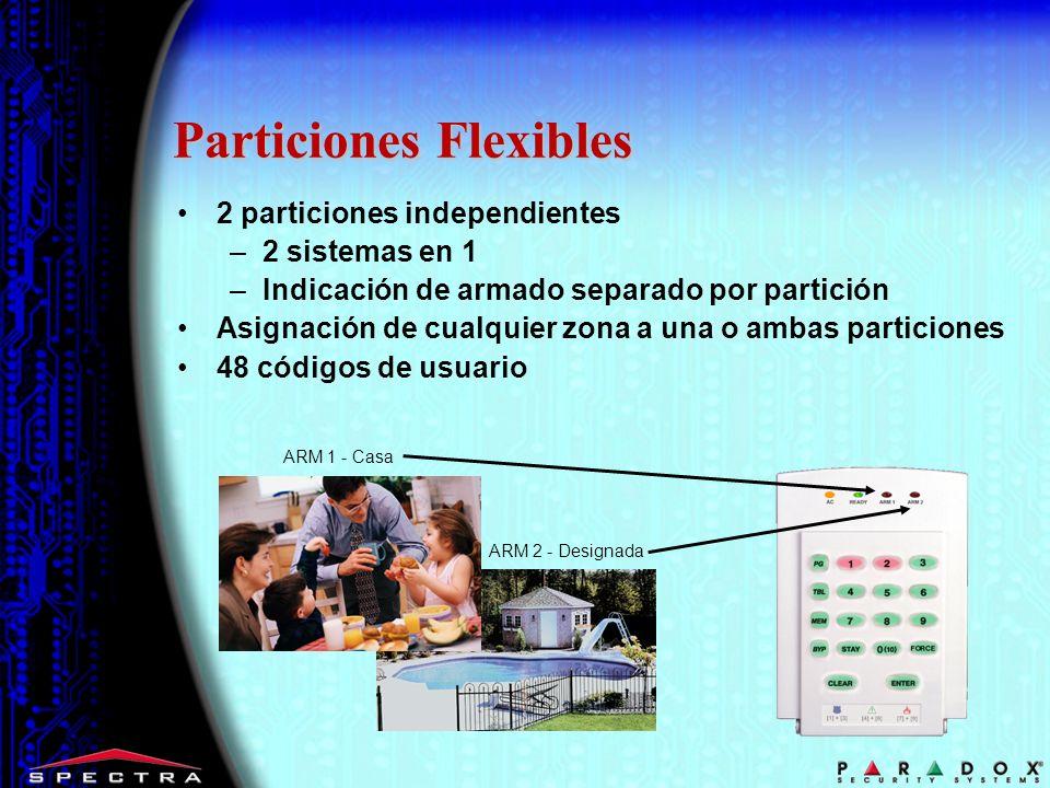 Particiones Flexibles