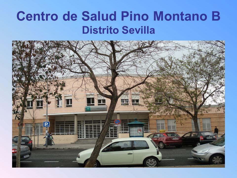 Centro de Salud Pino Montano B Distrito Sevilla