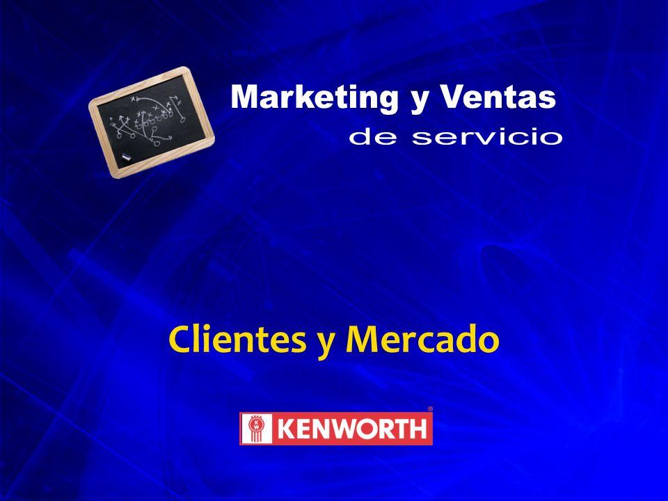 Clientes y Mercado