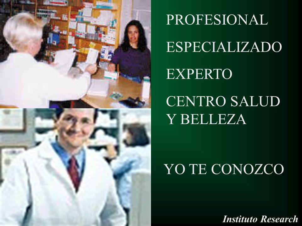 PROFESIONAL ESPECIALIZADO EXPERTO CENTRO SALUD Y BELLEZA YO TE CONOZCO