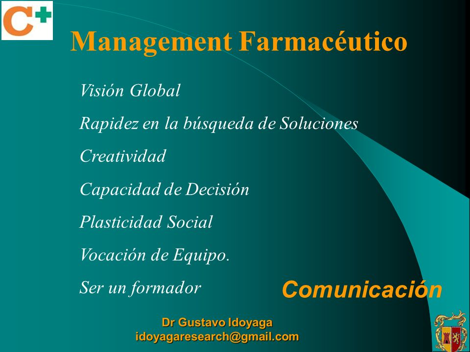 Management Farmacéutico