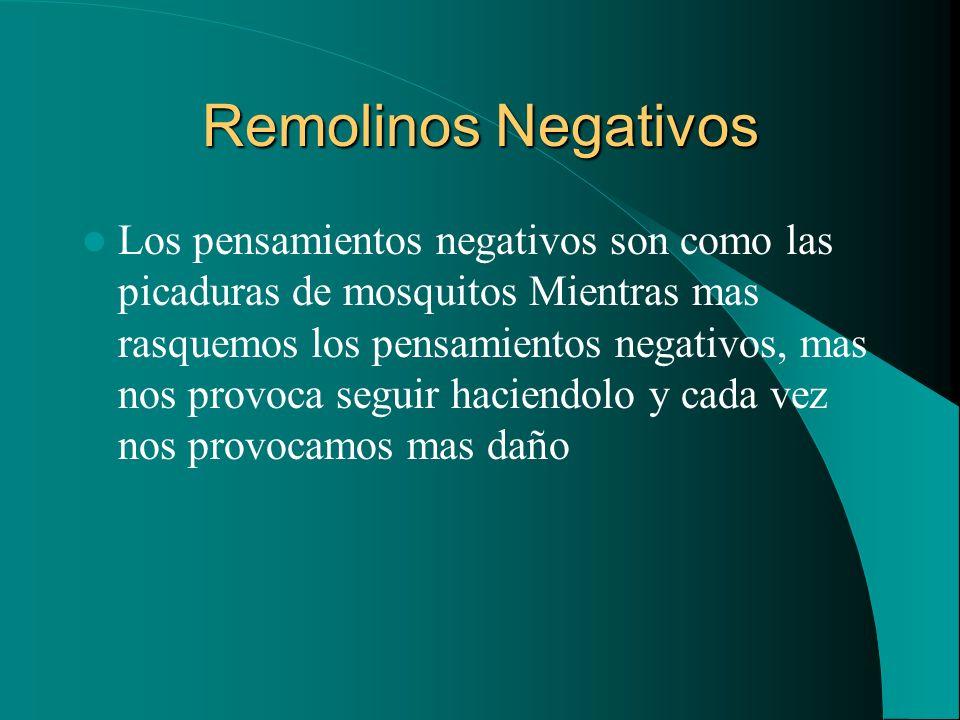 Remolinos Negativos