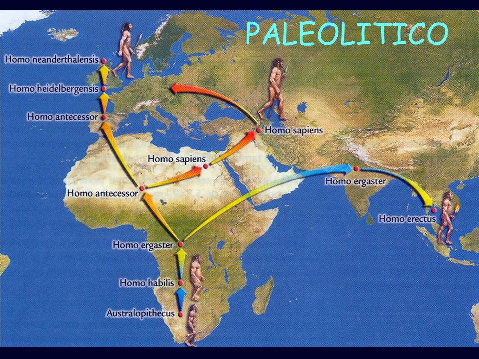 PALEOLITICO Mª Vvictoria Landa
