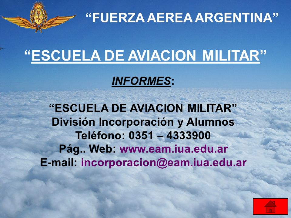 ESCUELA DE AVIACION MILITAR