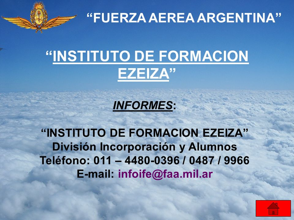 INSTITUTO DE FORMACION EZEIZA
