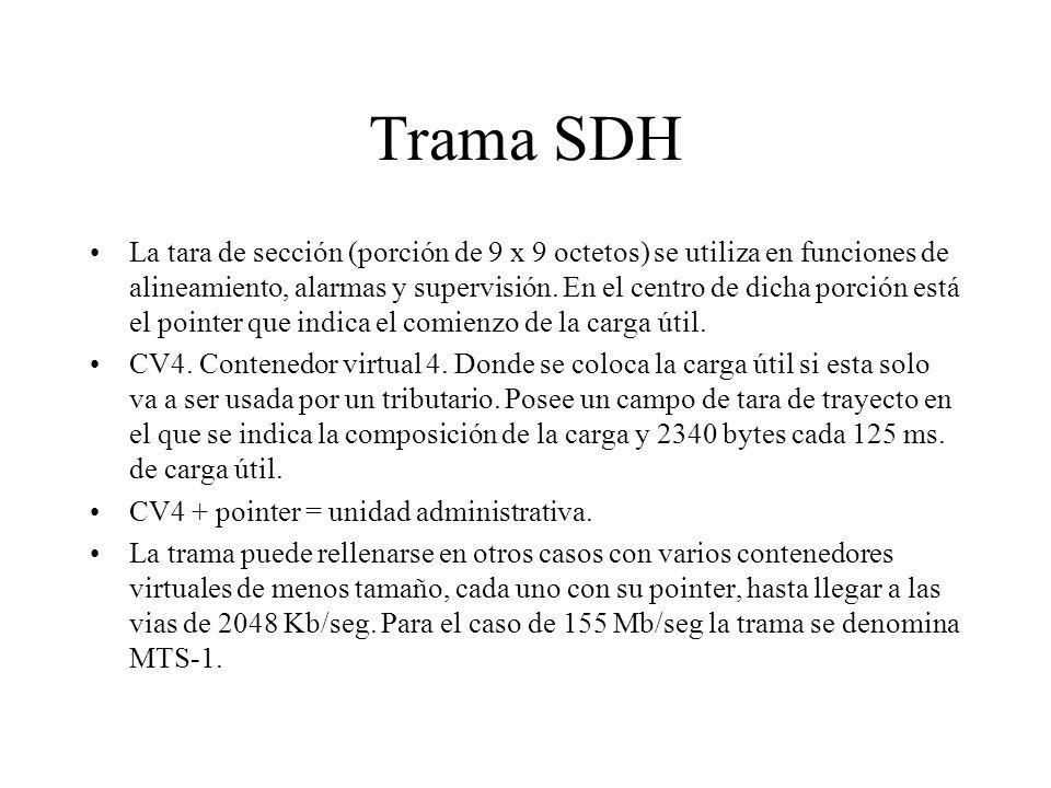 Trama SDH