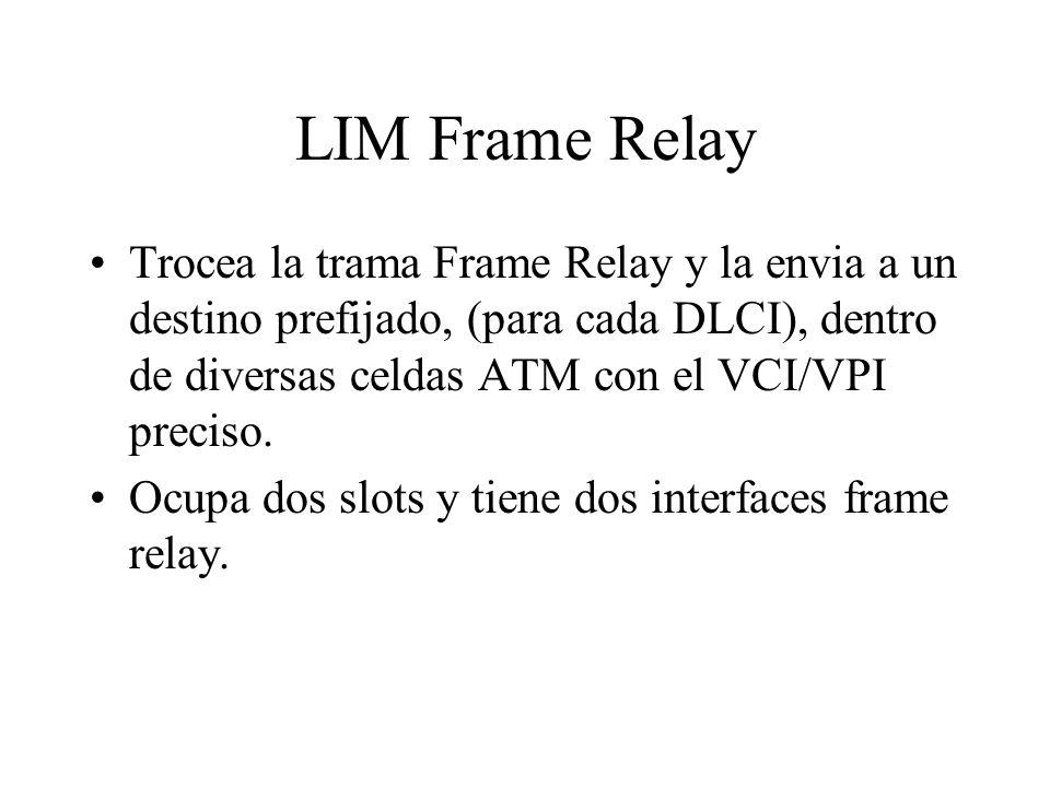 LIM Frame Relay