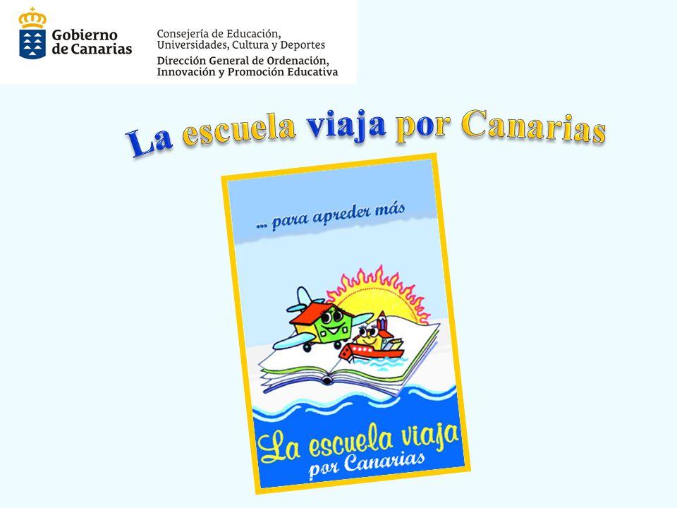La escuela viaja por Canarias