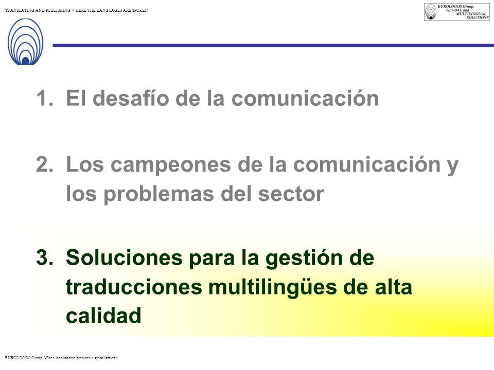 El desafío de la comunicación