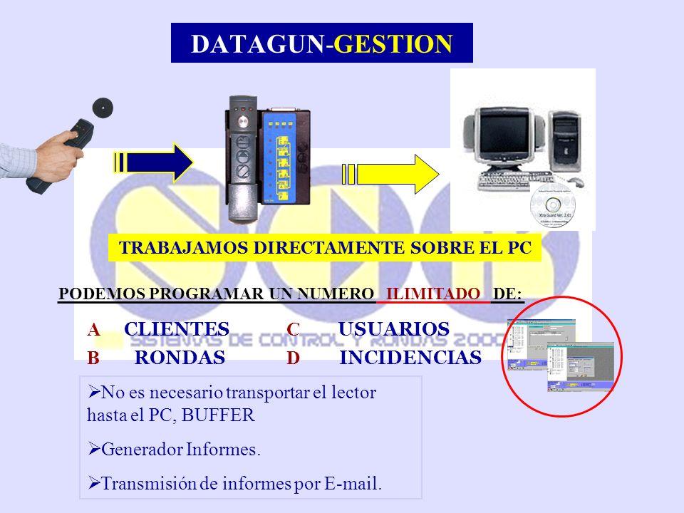 TRABAJAMOS DIRECTAMENTE SOBRE EL PC PODEMOS PROGRAMAR UN NUMERO