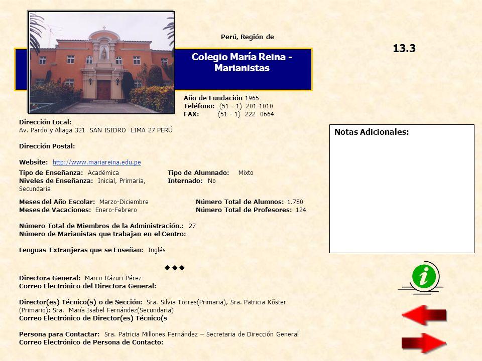Colegio María Reina - Marianistas