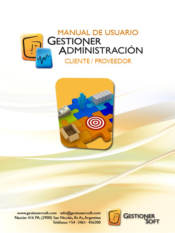 CLIENTE / PROVEEDOR