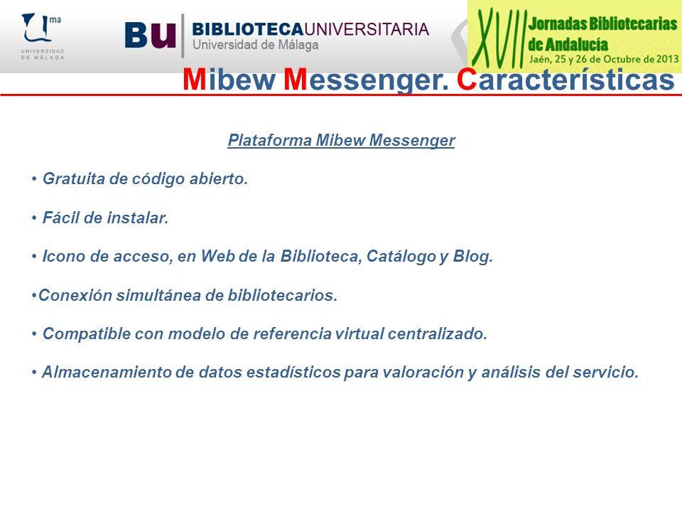 Plataforma Mibew Messenger