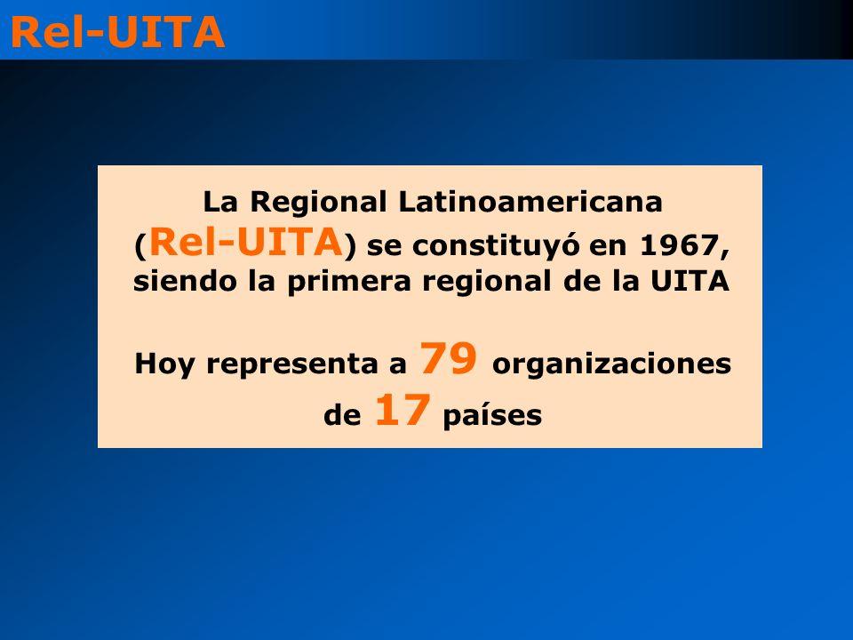 Rel-UITA La Regional Latinoamericana
