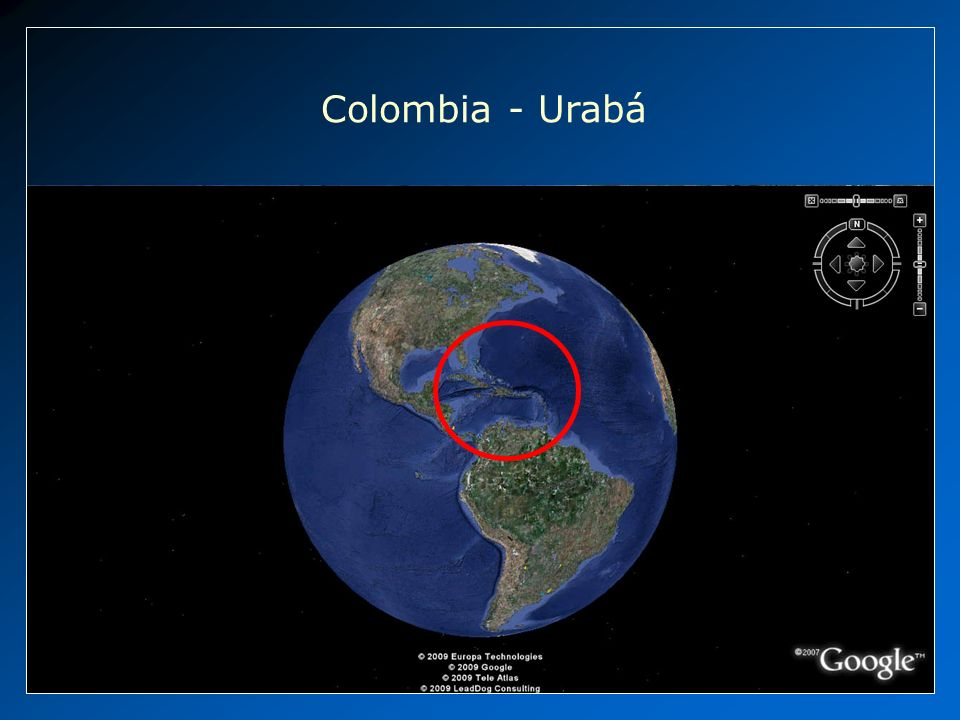 Colombia - Urabá