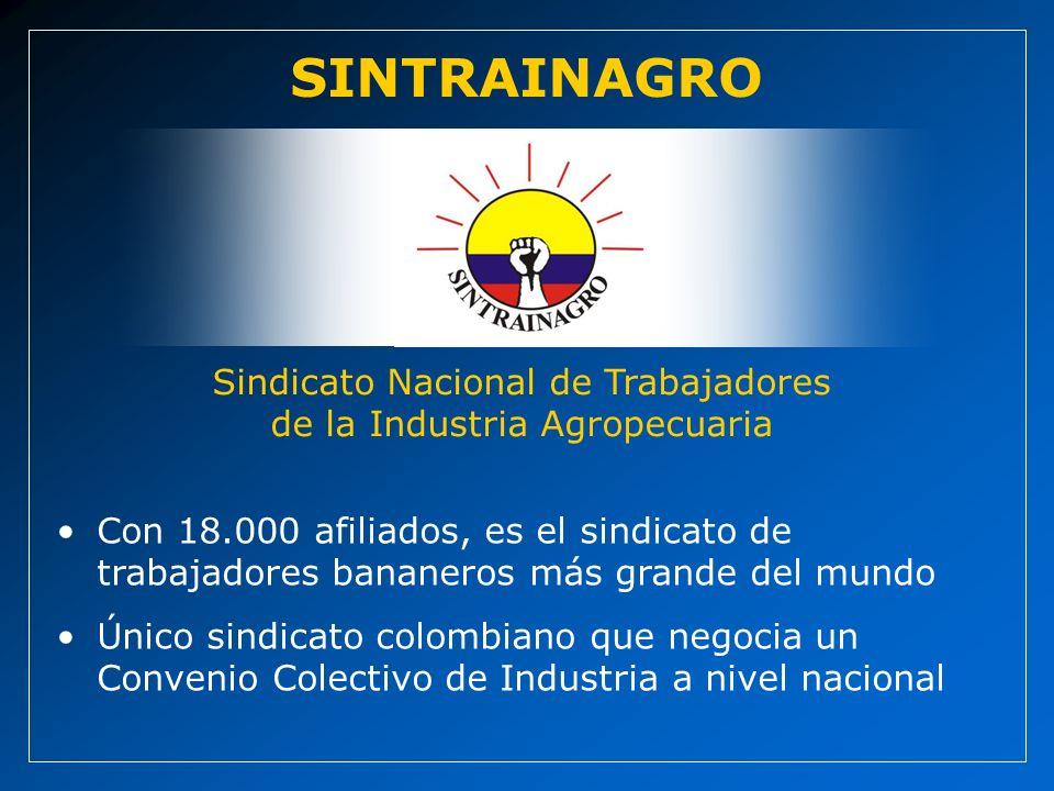 Sindicato Nacional de Trabajadores de la Industria Agropecuaria