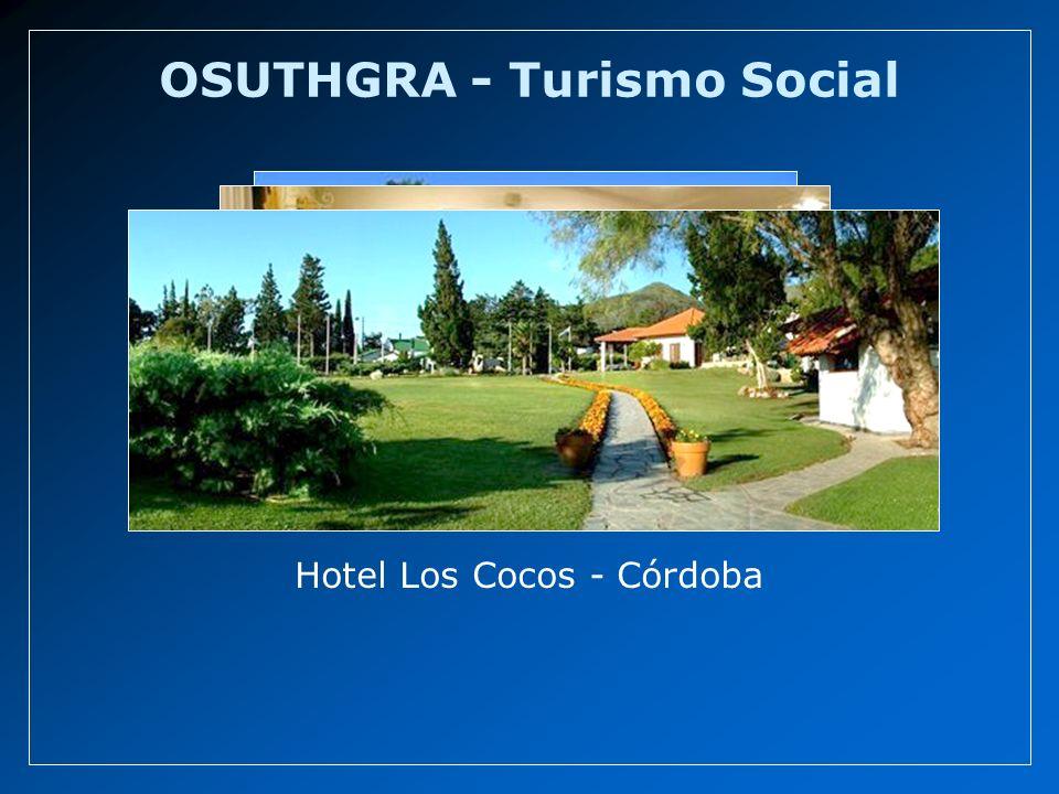 OSUTHGRA - Turismo Social