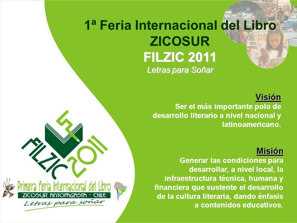 1ª Feria Internacional del Libro ZICOSUR