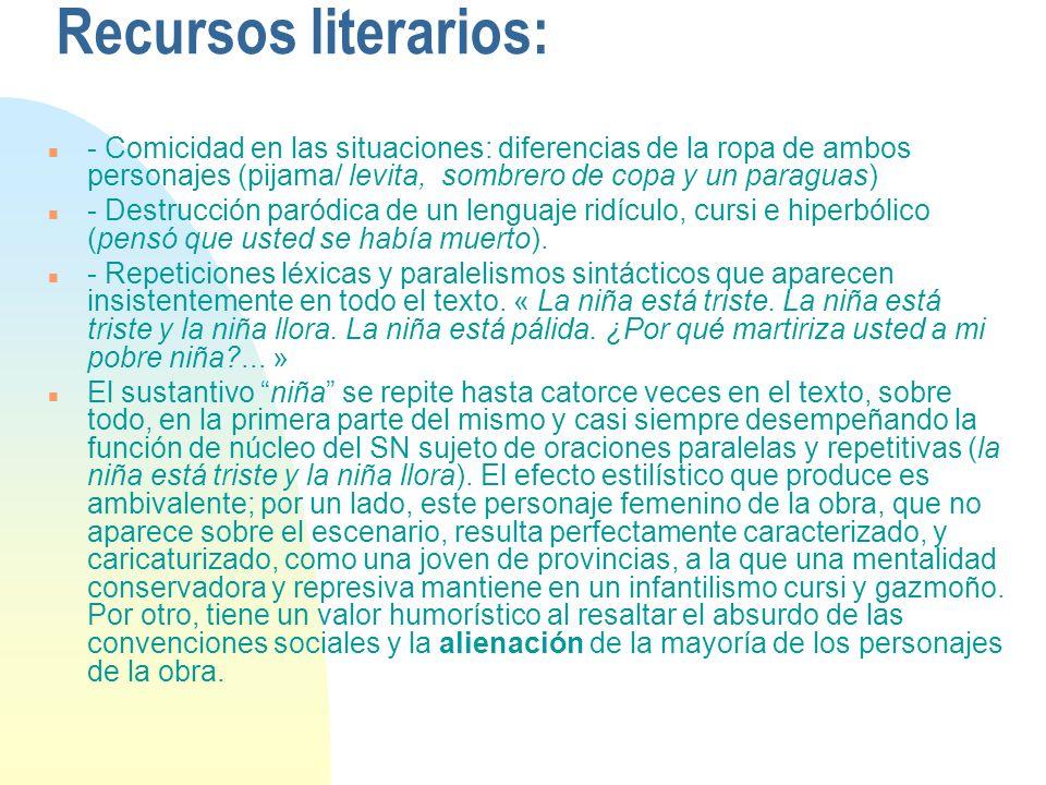 29/03/2017 Recursos literarios: