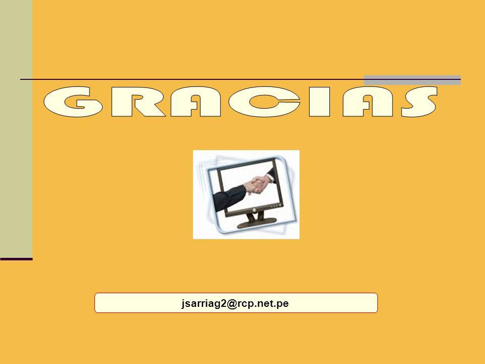 GRACIAS jsarriag2@rcp.net.pe