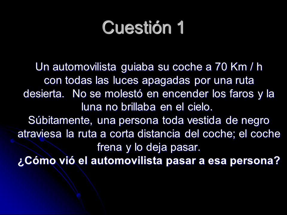 Cuestión 1