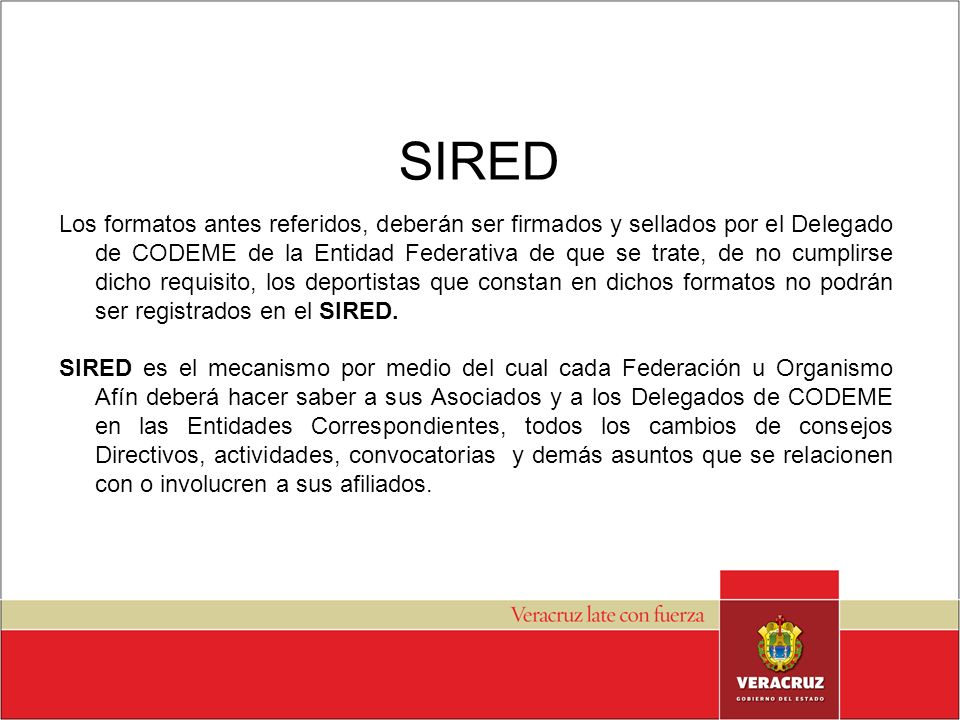SIRED