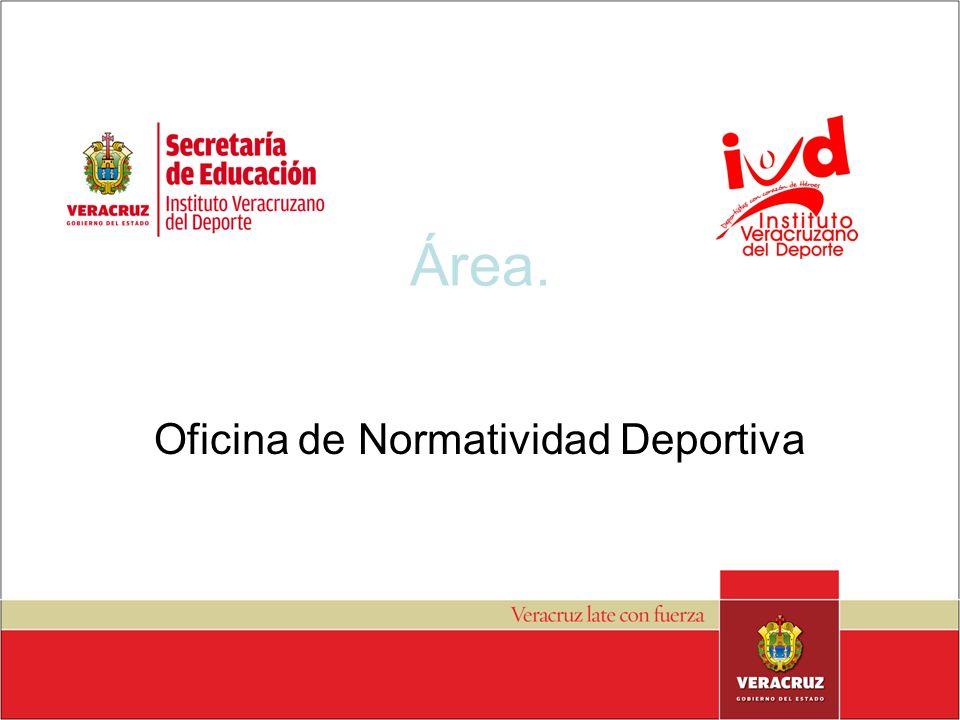 Oficina de Normatividad Deportiva