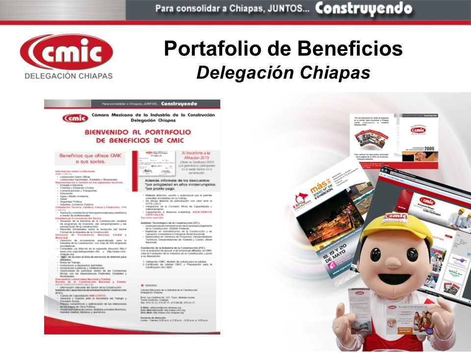 Portafolio de Beneficios