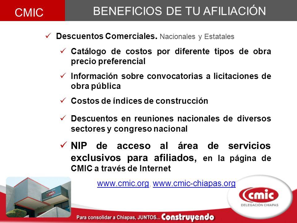 www.cmic.org, www.cmic-chiapas.org
